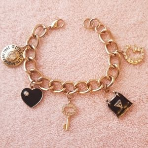 Guess Jewelry - Guess Charm Bracelet